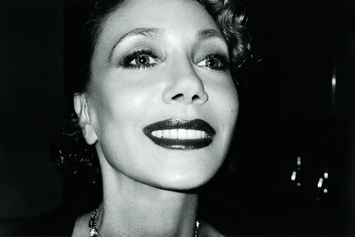 Marisa Berenson 2 Iconic Photography by Michel Haddi 8