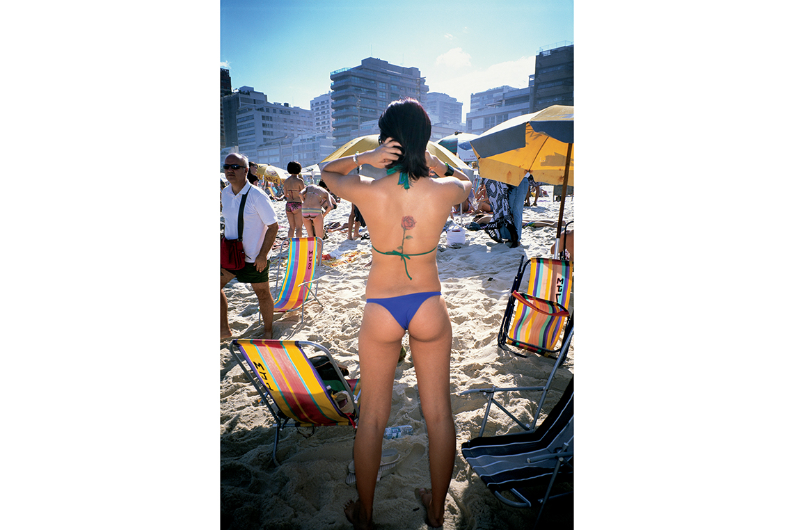 Brazil Boom Boom On The Beach Iconic Photography by Michel Haddi 8